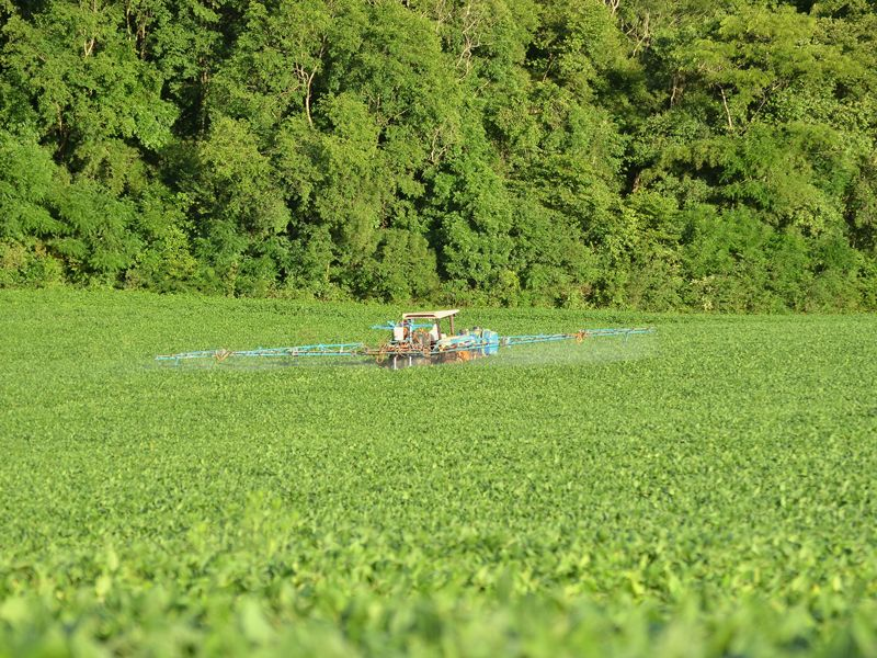 Utiliser les produits phytosanitaires